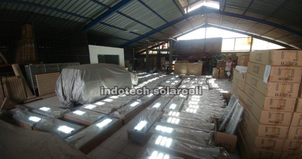 PJU Solar Cell Harga