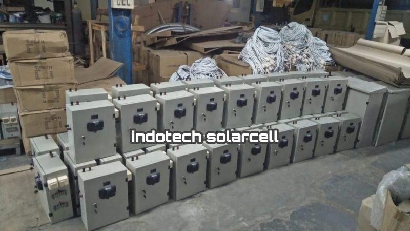 Distributor Lampu Pju Tenaga Surya