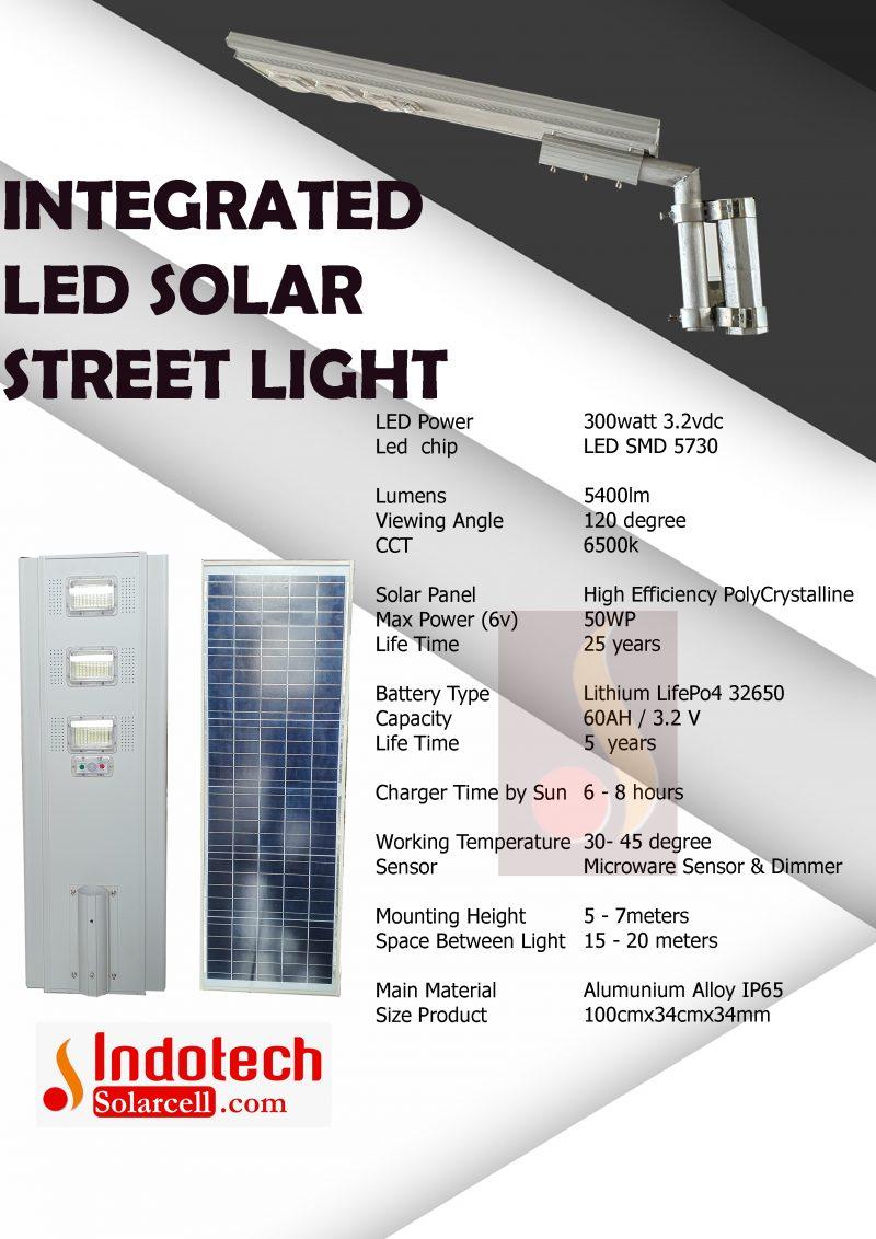 pasang lampu pju, surya panel 300 watt, lampu pju murah, All In One 300 Watt, pju all in one 300 watt, pju tenaga surya, spesifikasi lampu pju, lampu pjuts all in one, pju 300 watt