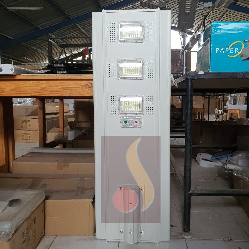 Lampu Pju Tenaga Surya All In One 300 Watt, pju all in one 300 watt, pju tenaga surya, lampu pjuts all in one, pju 300 watt